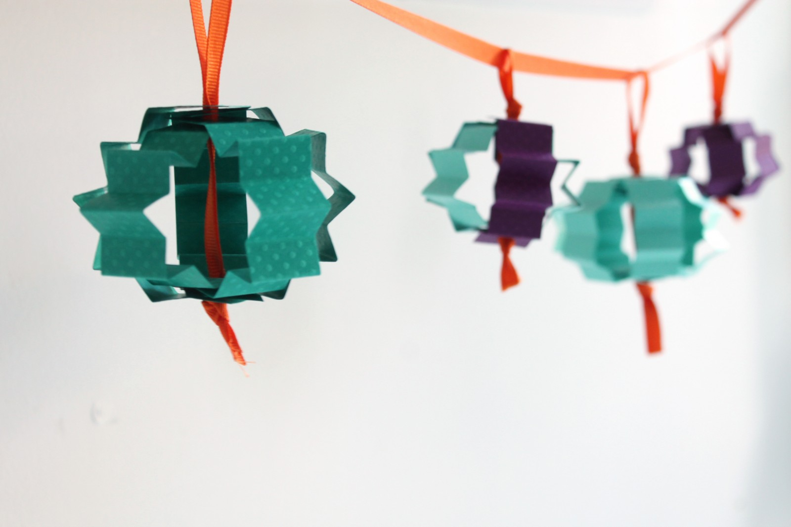 paper lanterns craft