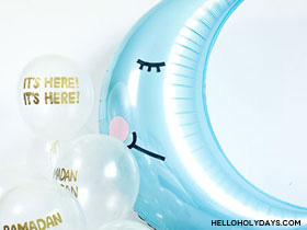 Ramadan Balloon Bouquet