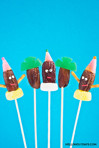 Date and candy lollipops hello holy days for Iowa largest craft show