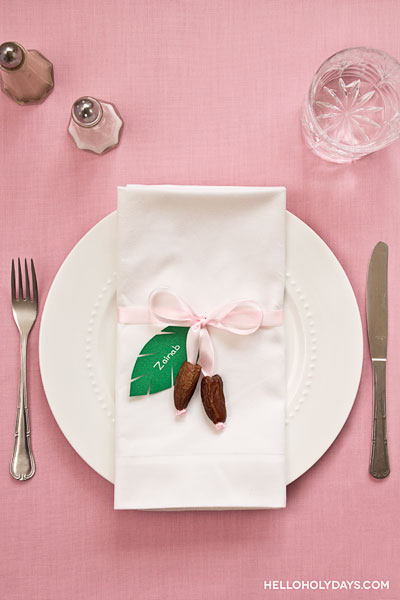 date-place-setting