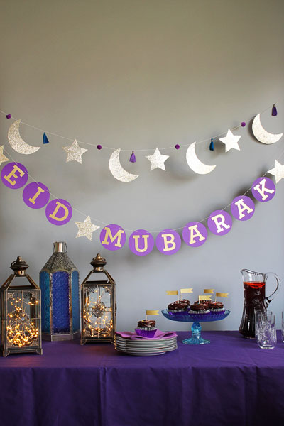 Eid al Fitr Garlands