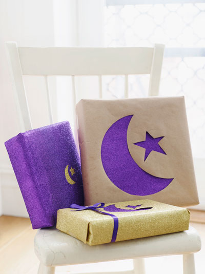 Eid Gift Wrap Idea