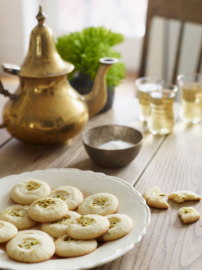 Nan Khatai Cookies Recipe with Oil instead of ghee