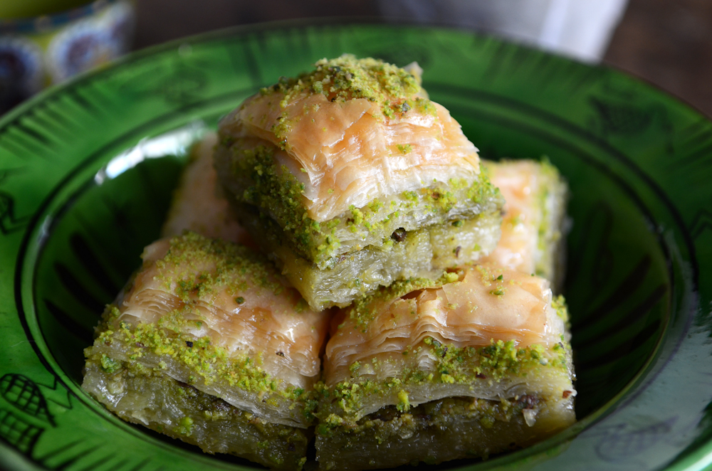 Baklava and Ramadan: A Brief History