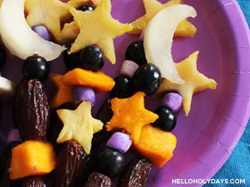 Ramadan Fruit Kebobs