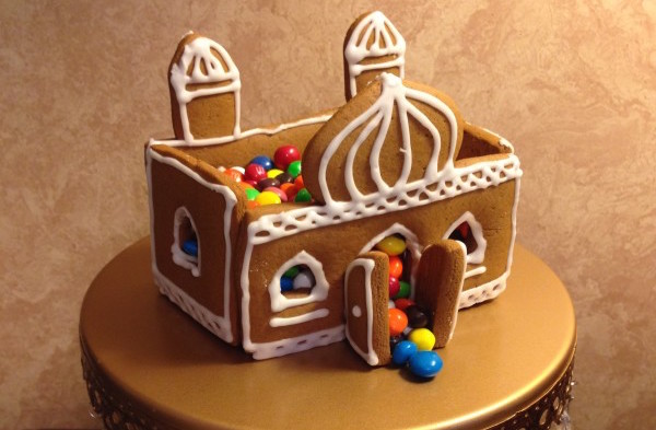 Trends: Gingerbread Mosques