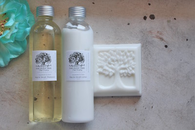 Meet The Olive Tree Soap Company