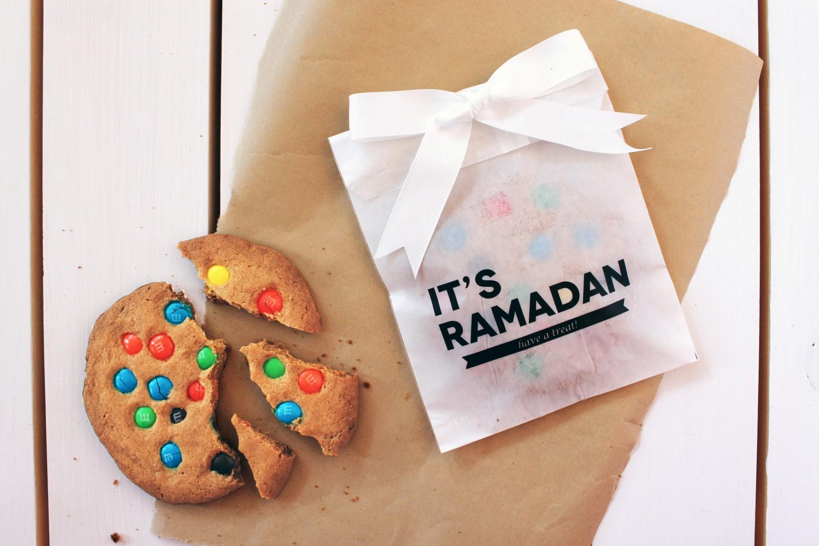 free ramadan printable treat bag