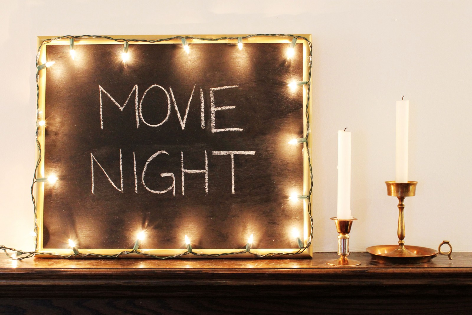 holiday movie night