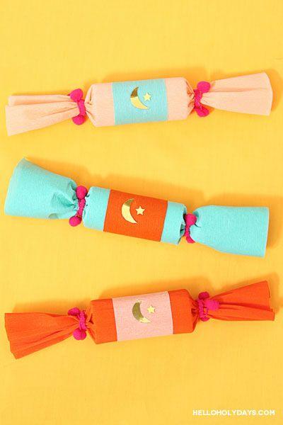 Ramadan Ideas: Party Crackers - Hello Holy Days!