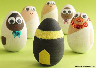 Eid al Adha Eggs
