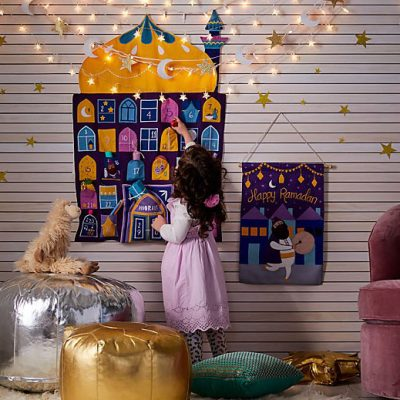 Hello Holy Days for Crate & Kids Ramadan Decorations
