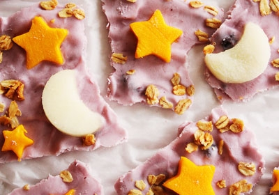Ramadan Yogurt Bark Recipe